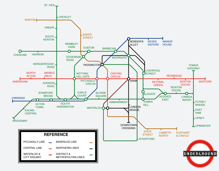 1943 tube map.png