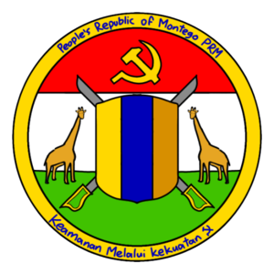 Seal of the People's Republic of Montego.png
